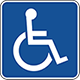 Logo Wheelchair Access